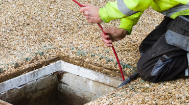Drainage service for a London's property